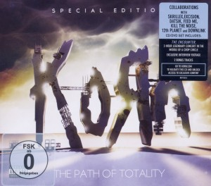 The Path Of Totality von Korn - CD + DVD Video jetzt im Korn - Shop Shop