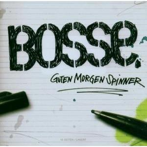 Guten Morgen Spinner von Bosse - CD jetzt im Bravado Shop
