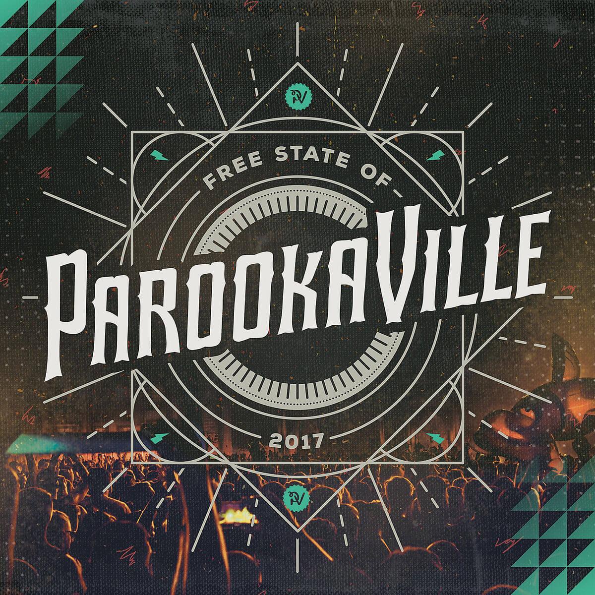 Parookaville 2017 von Various - CD jetzt im ParookaVille Shop
