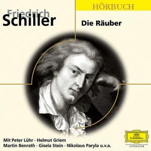 DIE RÄUBER von Benrath/Griem/Lühr/Paryla/Stein/+ - CD jetzt im Bravado Shop
