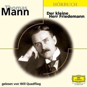 Der Kleine Herr Friedemann von Quadflieg,Will - CD jetzt im Bravado Shop