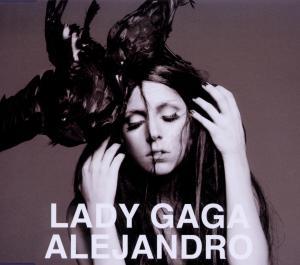Alejandro (2-Track) von Lady Gaga - Single CD (2-Track) jetzt im Bravado Shop