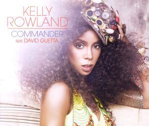 Commander (2-Track) von Rowland,Kelly - Single CD (2-Track) jetzt im Bravado Shop