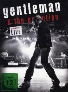 Diversity Live von Gentleman - DVD-Video Album jetzt im Bravado Shop