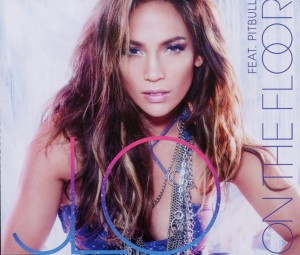 On The Floor (2-Track) von Lopez,Jennifer (J.Lo) Feat. Pitbull - Single CD (2-Track) jetzt im Bravado Shop