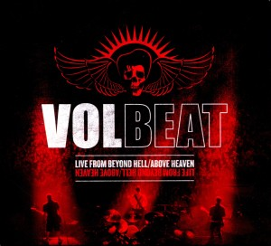 √Live From Beyond Hell/Above Heaven(DLX 1 CD 2 DVD) von Volbeat - CD + DVD Video jetzt im Volbeat Shop