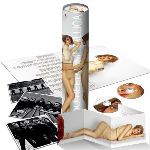 Lulu (Ltd.Deluxe Tube Edt.) von Reed,Lou & Metallica - CD jetzt im Bravado Shop