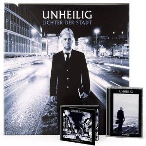 Lichter Der Stadt (Ltd.Super Deluxe Edt.) von Unheilig - CD + DVD Video jetzt im Bravado Shop