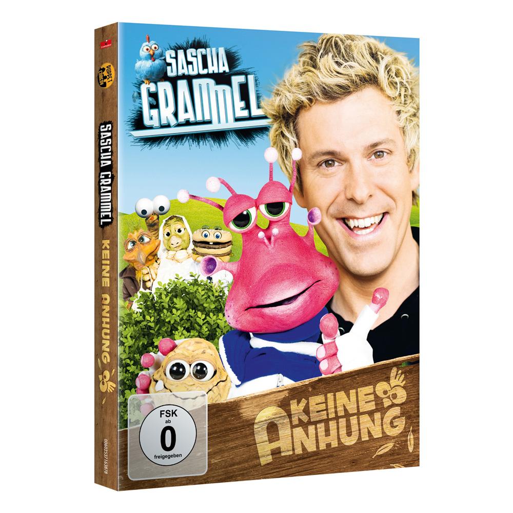 Keine Anhung von Grammel,Sascha - DVD-Video Album jetzt im Sascha Grammel Shop