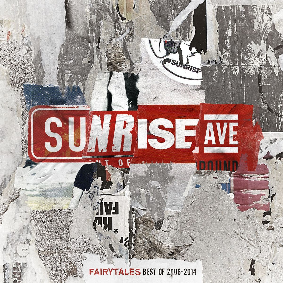 √Fairytales-Best Of 2006-2014 von Sunrise Avenue - CD jetzt im Sunrise Avenue Shop
