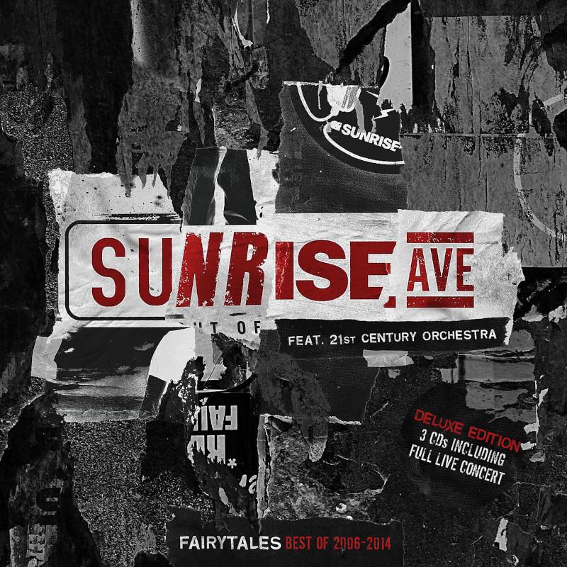 Fairytales-Best Of 2006-2014 (Orchestral/Live) von Sunrise Avenue & 21st Century Orchestra - CD jetzt im Bravado Shop