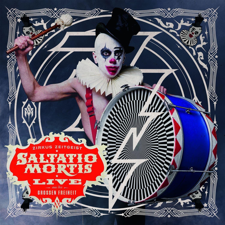 Zirkus Zeitgeist-Live Aus Der Großen Freiheit LTD von Saltatio Mortis - CD + DVD Video jetzt im Saltatio Mortis Shop