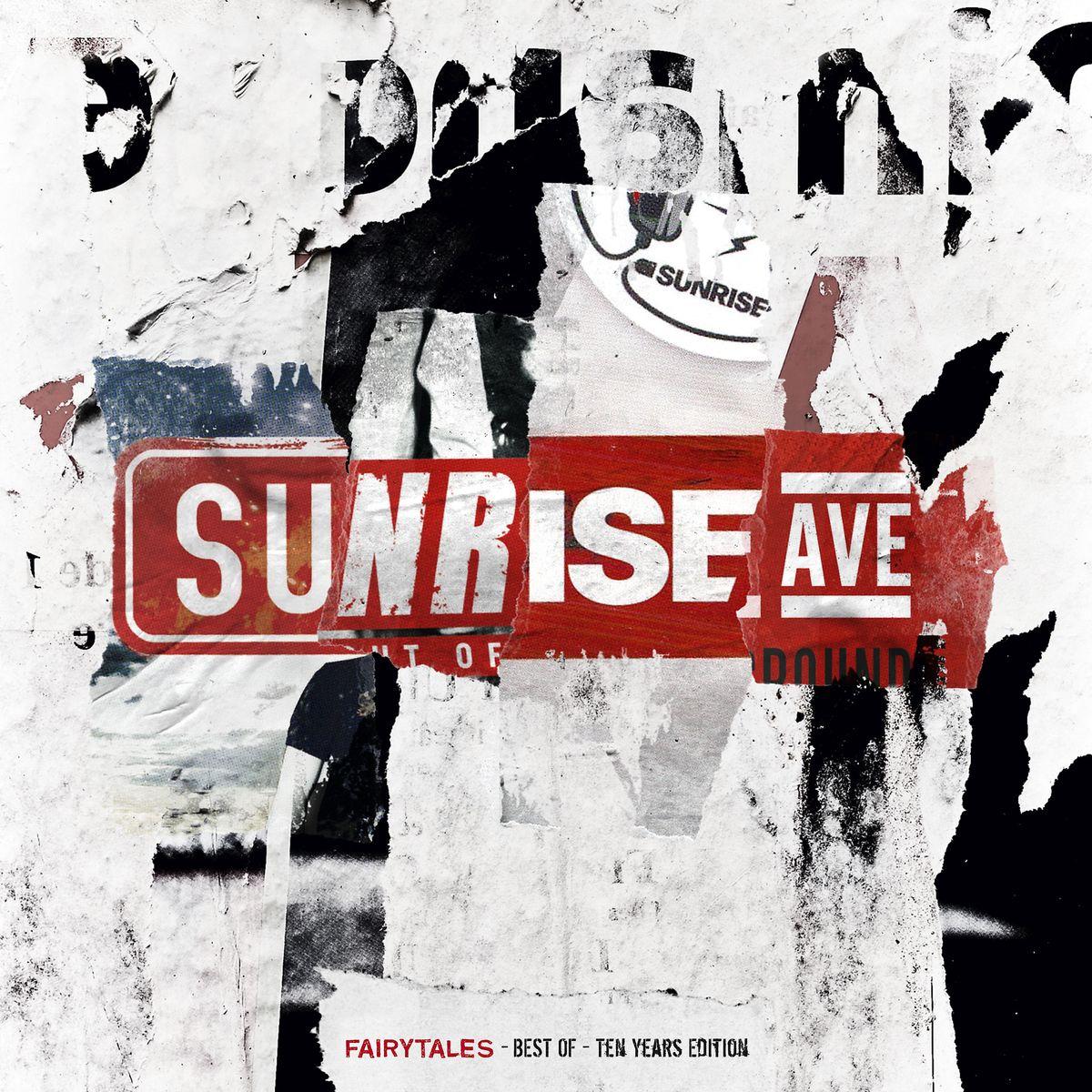 Fairytales-Best Of-Ten Years Edition von Sunrise Avenue - CD jetzt im Bravado Shop