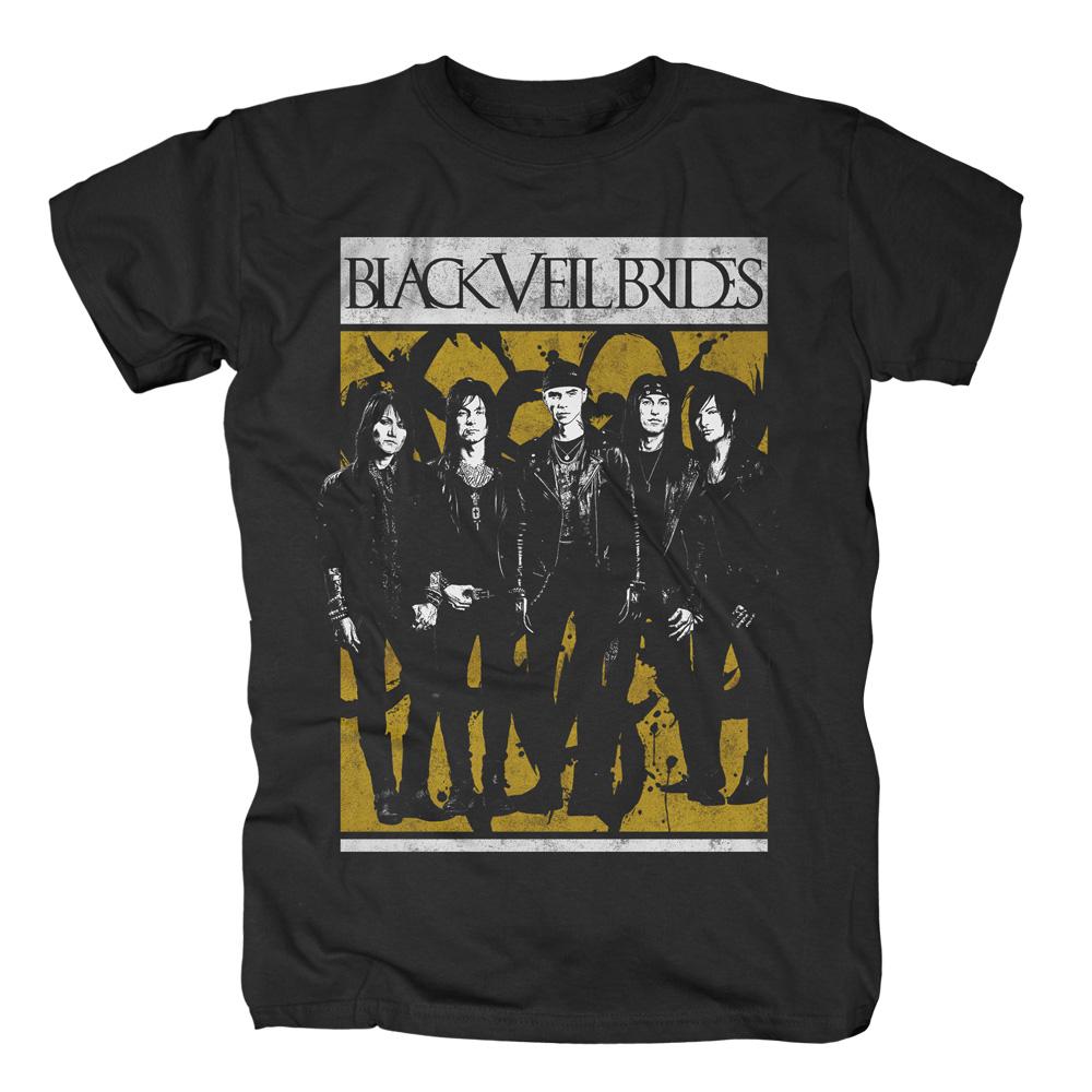 Shapes von Black Veil Brides - T-Shirt jetzt im Bravado Shop