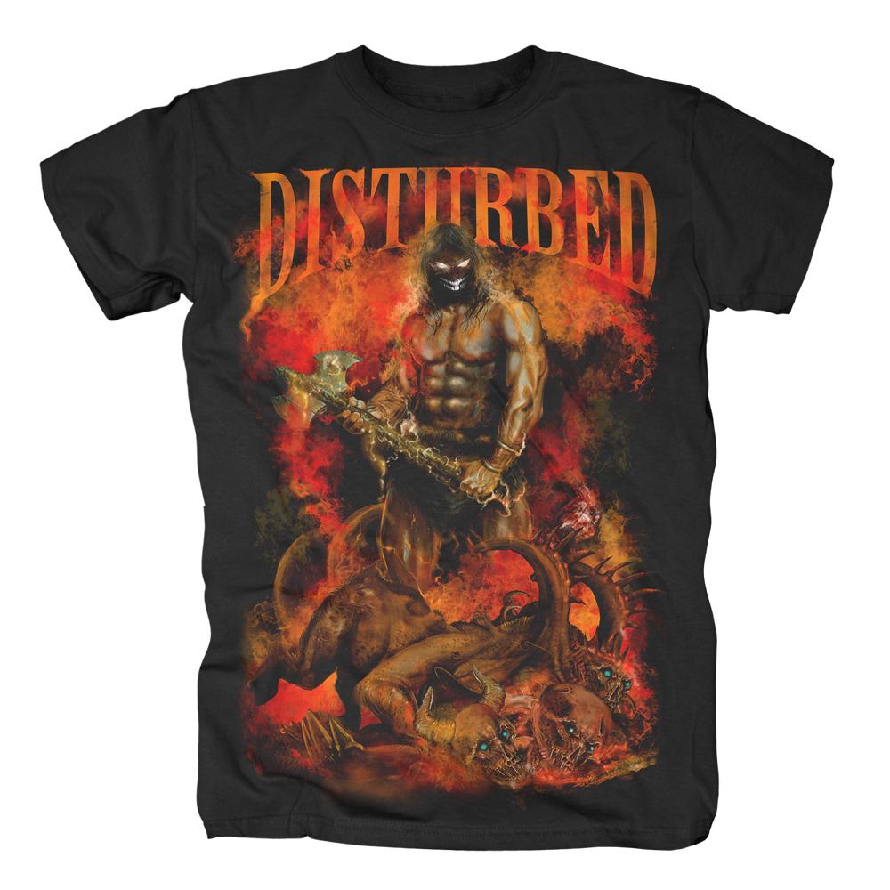 Low Key von Disturbed - T-Shirt jetzt im Disturbed Shop