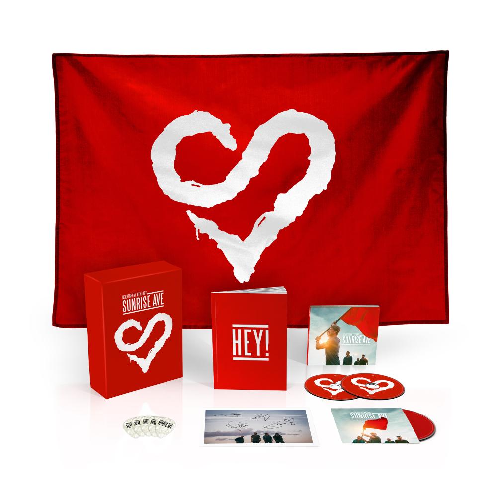 Heartbreak Century (Ltd.Fanbox) von Sunrise Avenue - CD jetzt im Bravado Shop