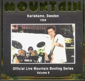 Live In Karlshamn,Sweden 1994 von Mountain - CD jetzt im Bravado Shop
