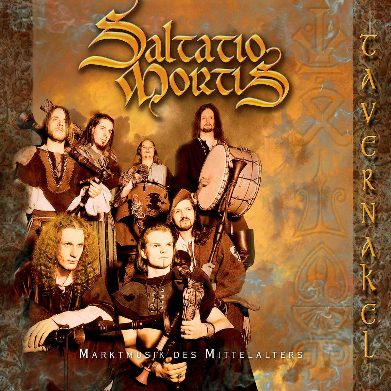 Tavernakel von Saltatio Mortis - CD jetzt im Saltatio Mortis Shop