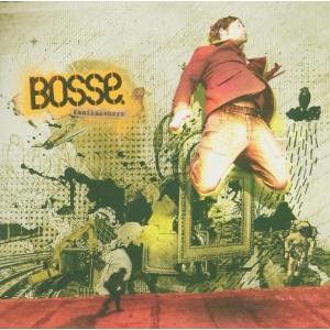 Kamikazeherz von Bosse - CD jetzt im Bravado Shop