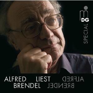 A.Brendel liest aus Spiegelbild und schwarzer Spuk von Brendel,Alfred - CD jetzt im Bravado Shop