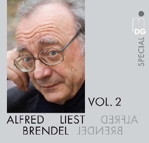 Alfred Brendel Liest Alfred Brendel Vol.2 von Brendel,Alfred - CD jetzt im Bravado Shop