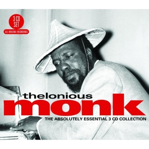 The Absolutely Essential 3 CD Collection von Monk,Thelonious - CD jetzt im Bravado Shop