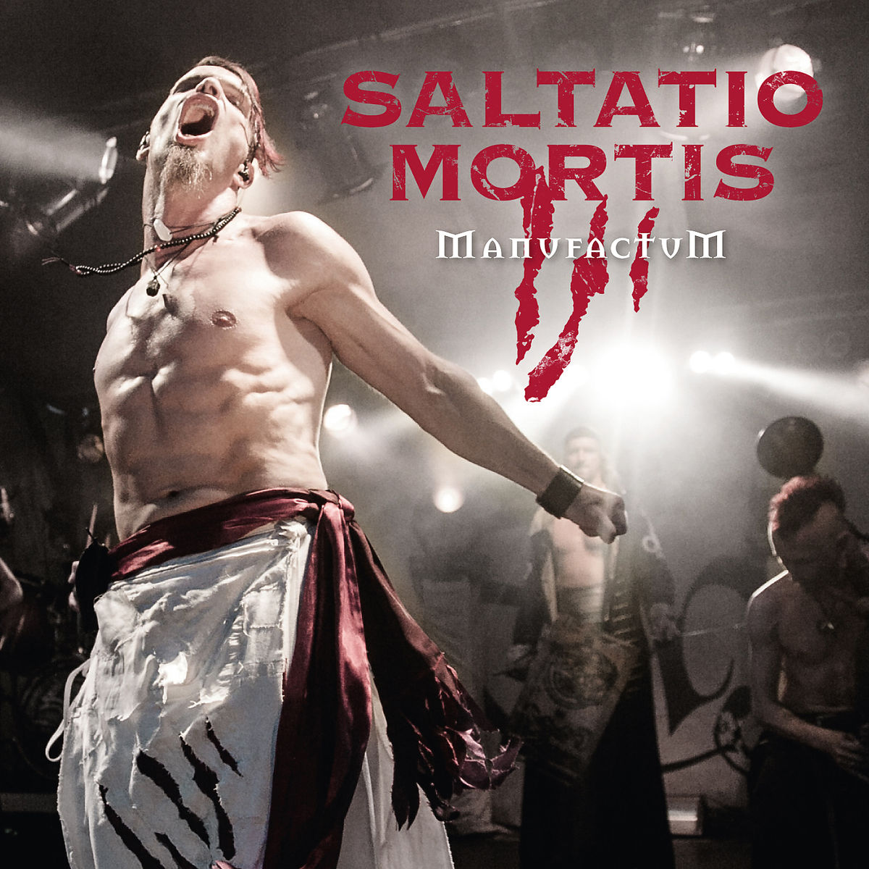 Manufactum III von Saltatio Mortis - CD jetzt im Saltatio Mortis Shop