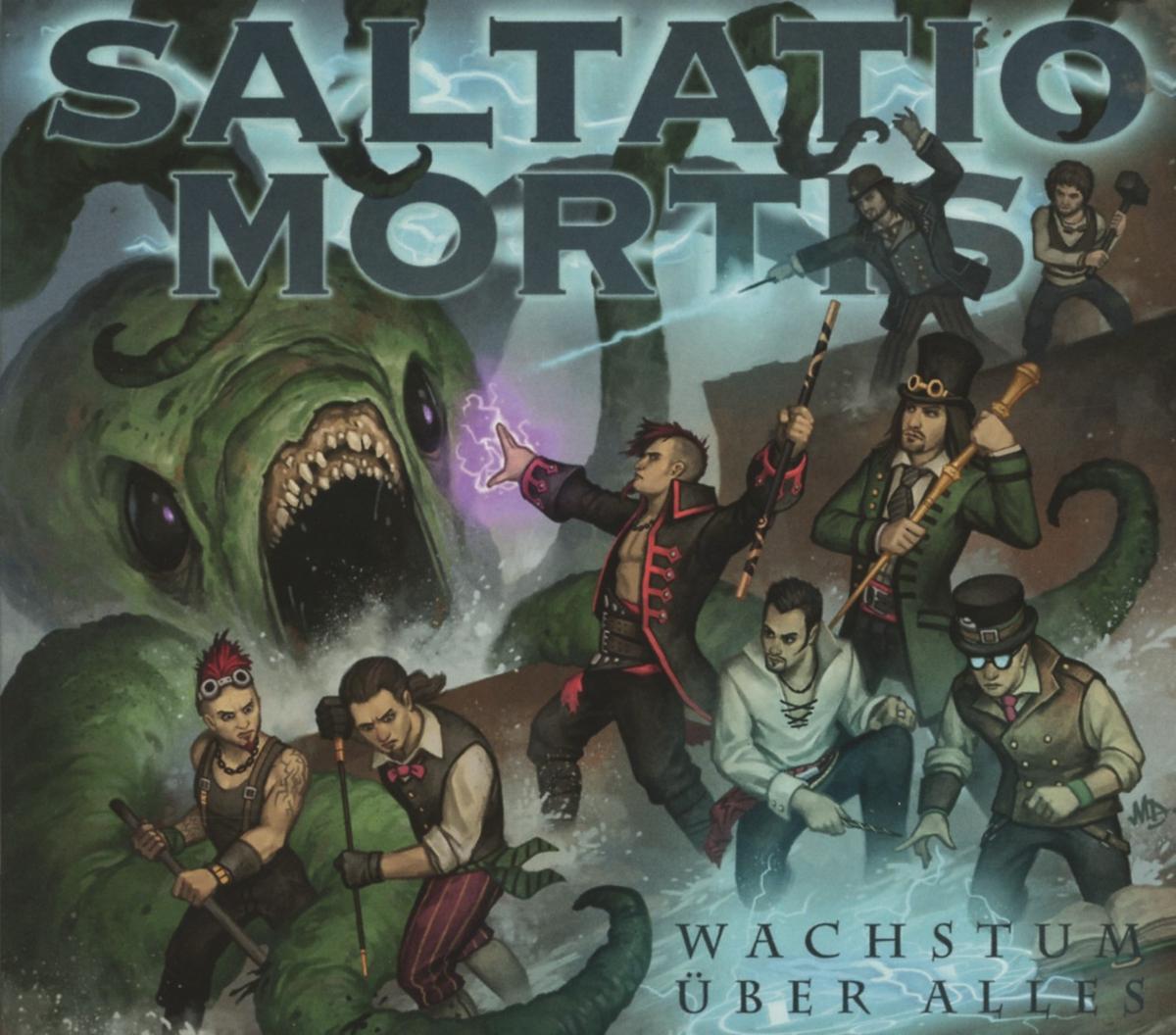 Wachstum Über Alles (Digi) von Saltatio Mortis - Maxi Single CD jetzt im Saltatio Mortis Shop