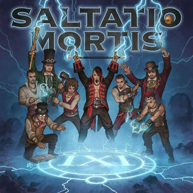 Das Schwarze Einmaleins (Ltd.CD+Bonus-DVD) von Saltatio Mortis - CD + DVD Video jetzt im Saltatio Mortis Shop