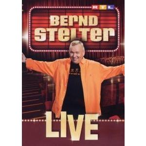 Bernd Stelter Live von Stelter,Bernd - DVD-Video Album jetzt im Bravado Shop