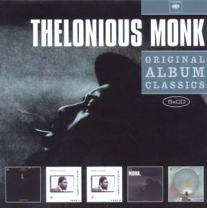 Original Album Classics von Monk,Thelonious - CD jetzt im Bravado Shop