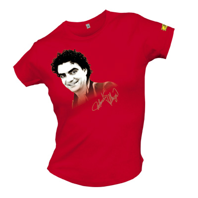 Photo von Rolando Villazon - Girlie Shirt jetzt im Bravado Shop