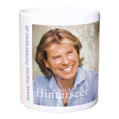 Komm' mit mir von Hansi Hinterseer - Tasse jetzt im Bravado Shop