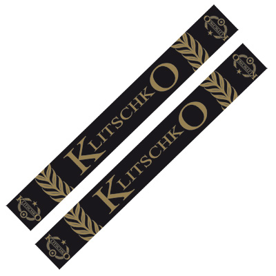 Klitschko Logo von Klitschko - Schal jetzt im Klitschko Shop