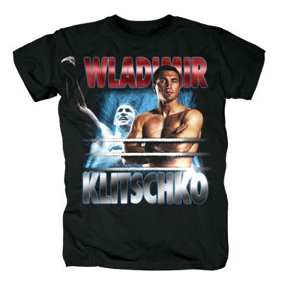 The Fighter von Klitschko - T-Shirt jetzt im Klitschko Shop