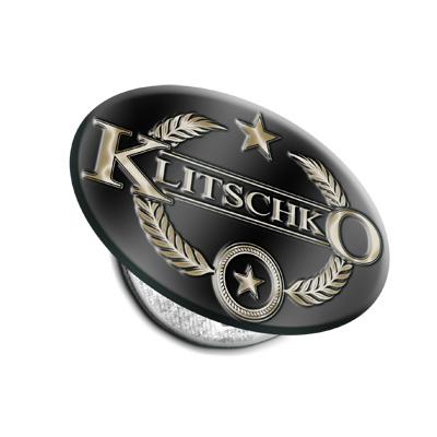 Klitschko Logo von Klitschko - Pin jetzt im Klitschko Shop