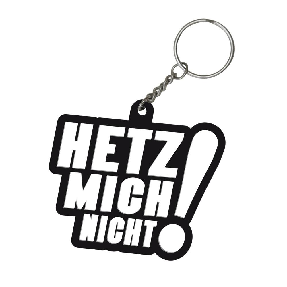 Hetz Mich Nicht! von Sascha Grammel - Schlüsselanhänger jetzt im Bravado Shop