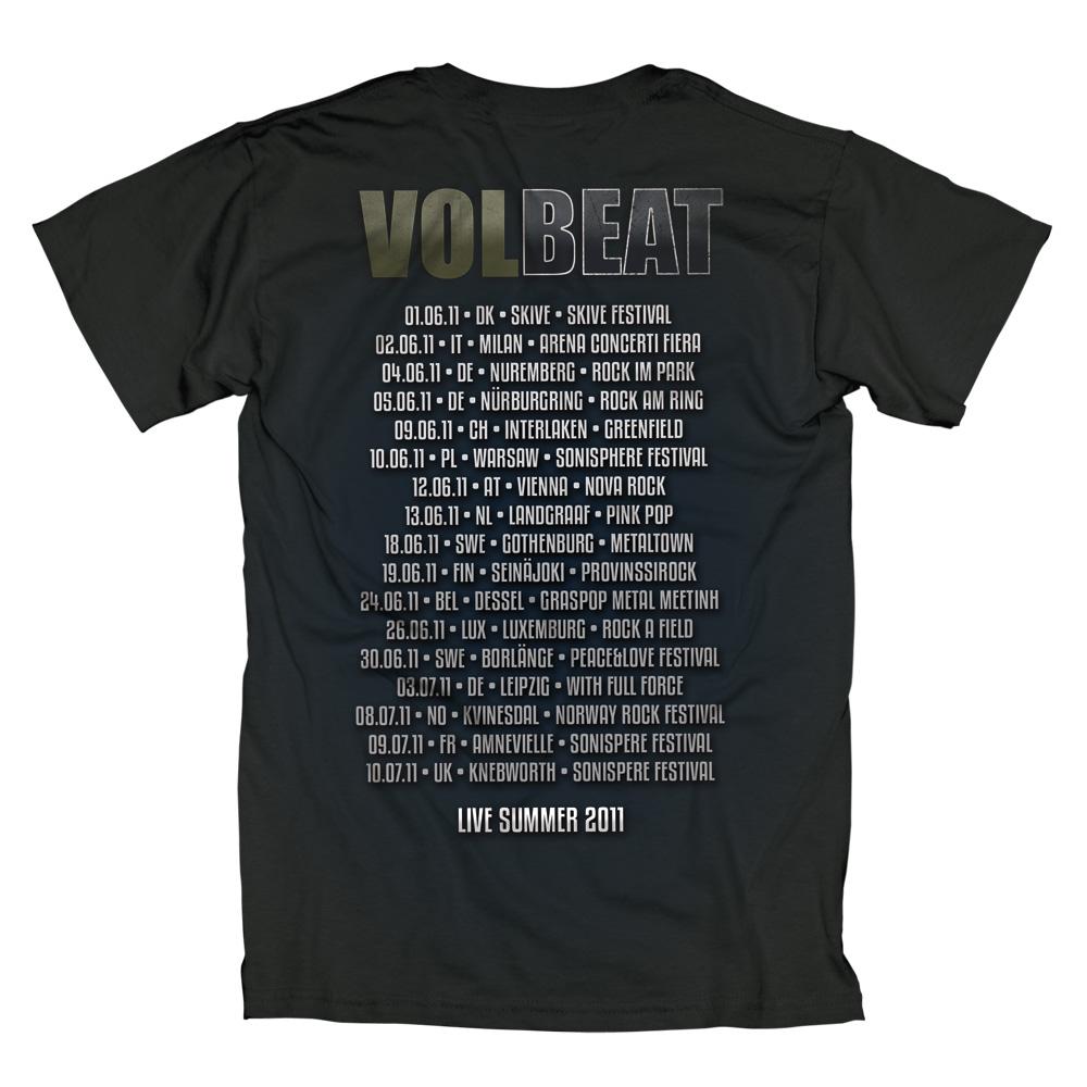 volbeat online store 16 dollars skull rider volbeat. Black Bedroom Furniture Sets. Home Design Ideas