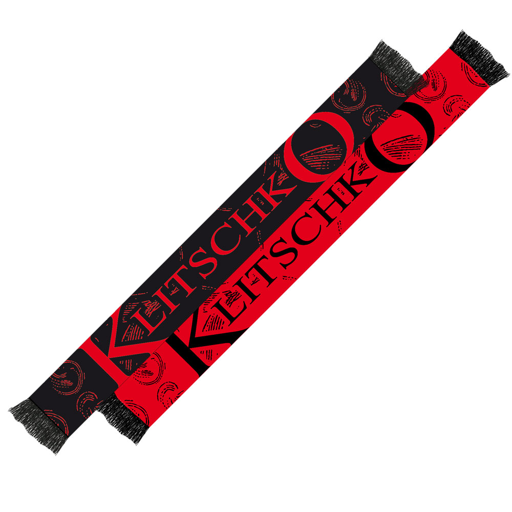 Klitschko von Klitschko - Fanschal jetzt im Klitschko Shop