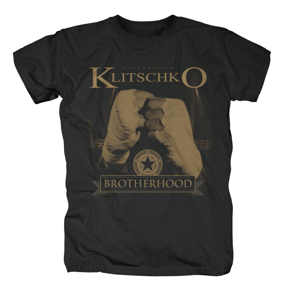 Brotherhood von Klitschko - T-Shirt jetzt im Klitschko Shop