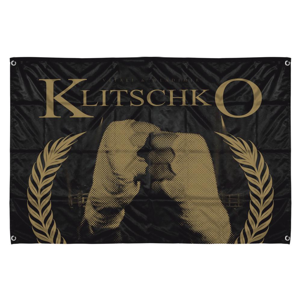 Logo von Klitschko - Flagge jetzt im Klitschko Shop