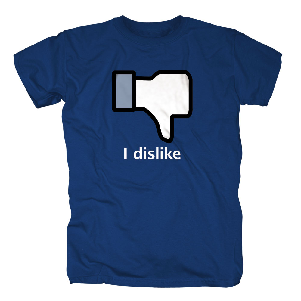 I Dislike von Fun - T-Shirt jetzt im Bravado Shop