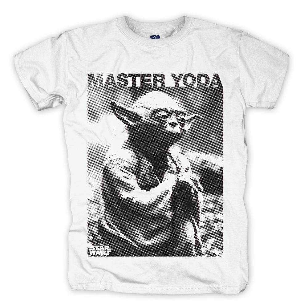 Master Yoda Photo von Star Wars - T-Shirt jetzt im Bravado Shop