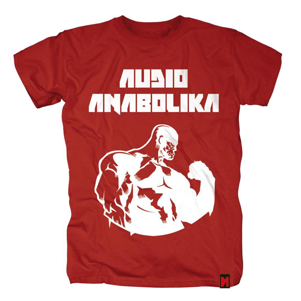 Audio Anabolika Shop - Audio Anabolika - Fler - T-Shirt - Merch