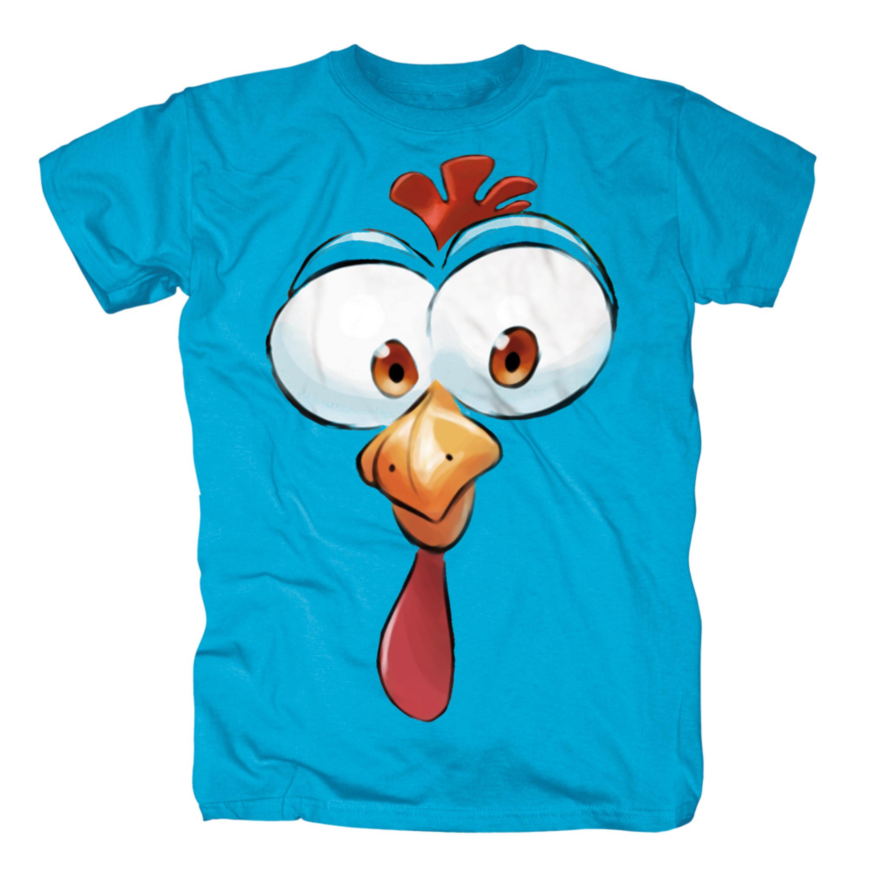 Big Huhn von Sascha Grammel - T-Shirt jetzt im Bravado Shop