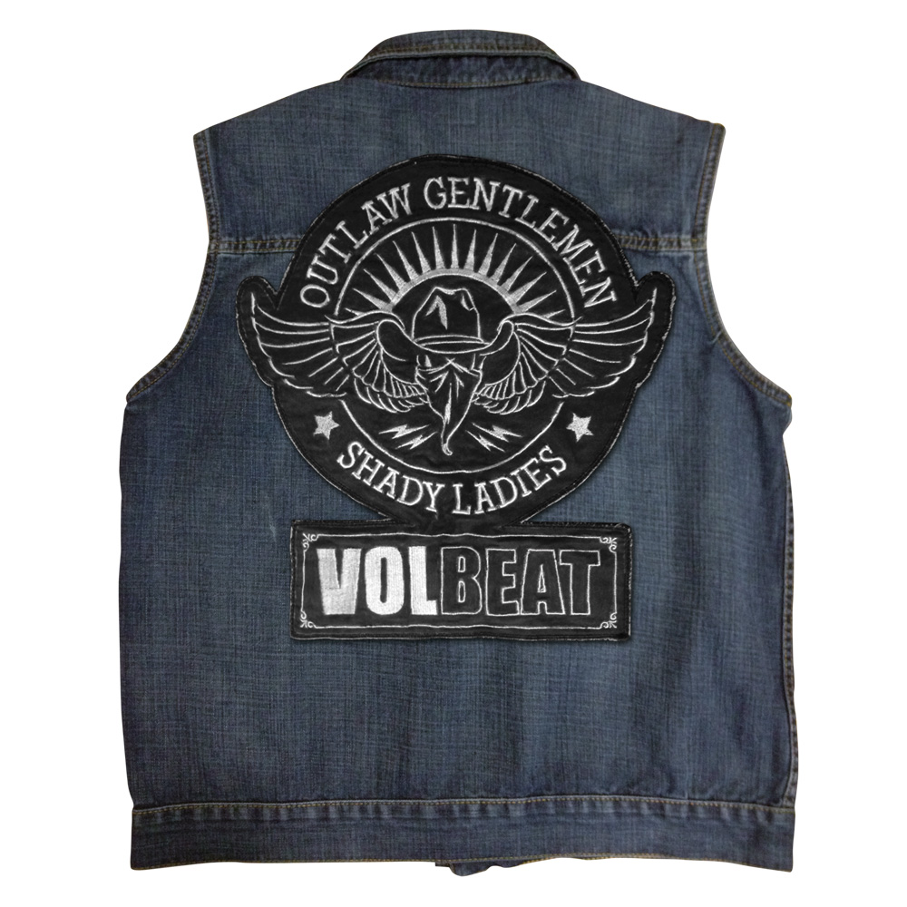 Volbeat Online Store - Outlaw Gentlemen And Shady Ladies - Volbeat ...
