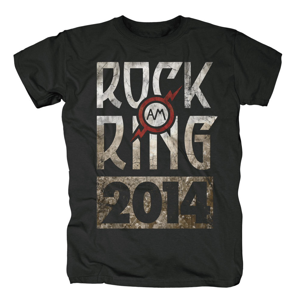 my festival shop block 14 rock am ring t shirt merch. Black Bedroom Furniture Sets. Home Design Ideas