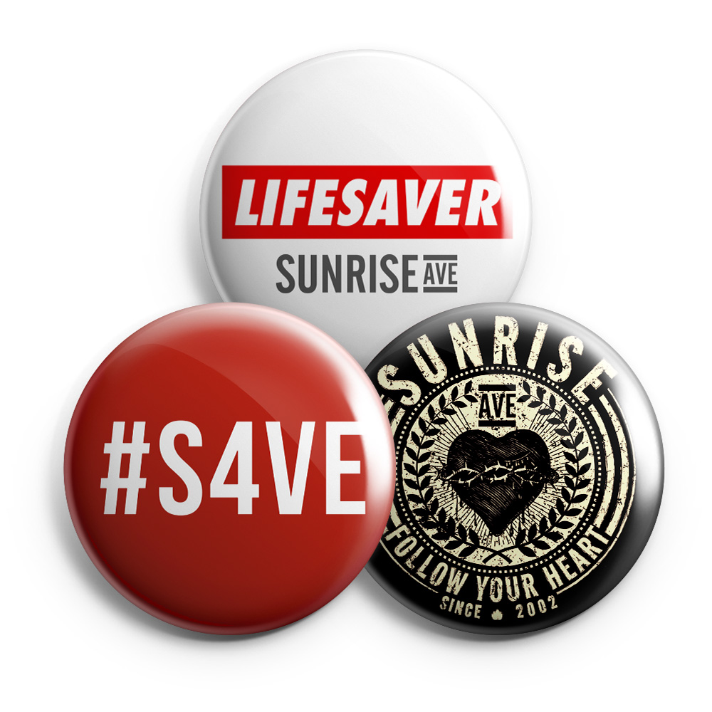 Sunrise Avenue Sunrise Avenue Shop Logo