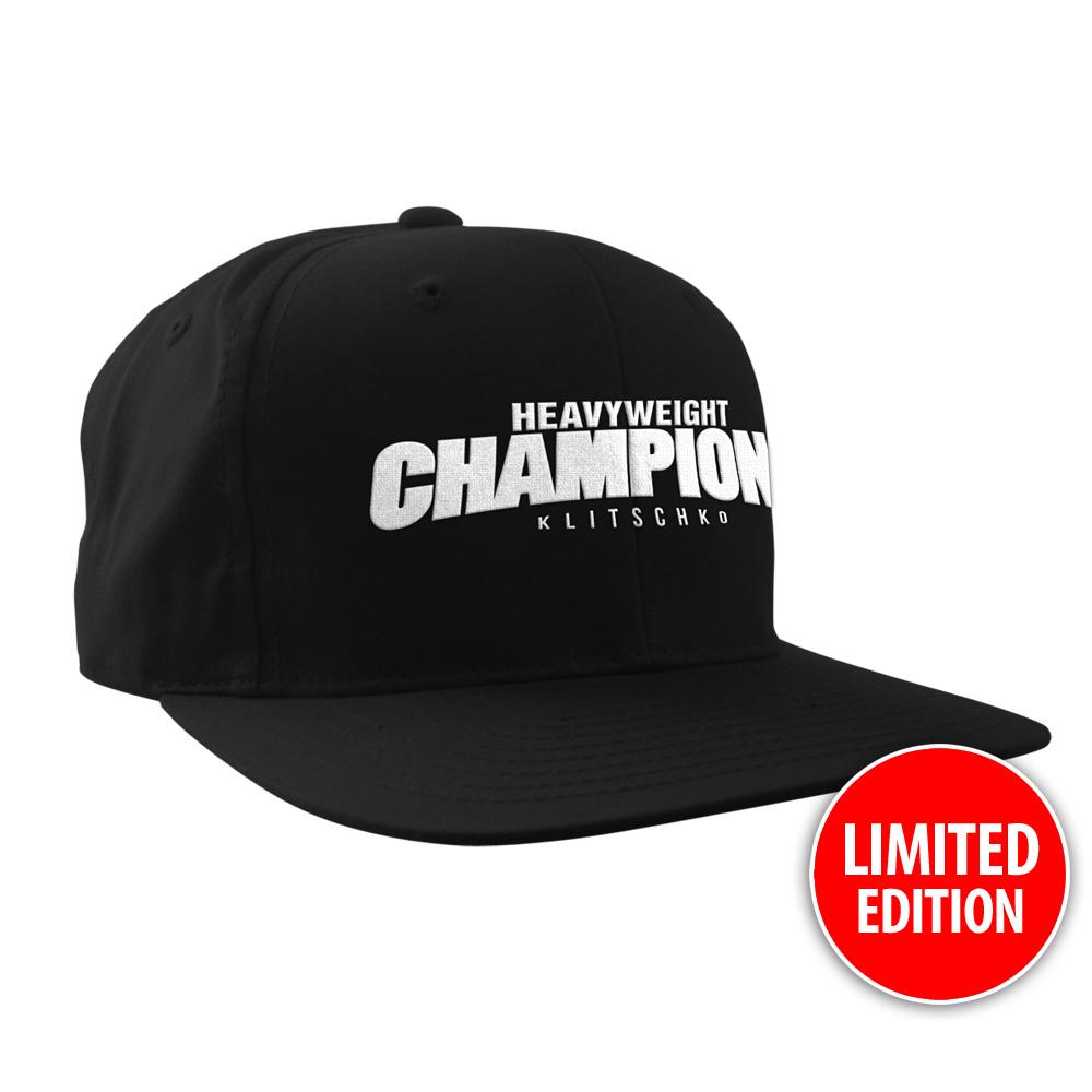 Heavyweight Champions von Klitschko - Cap jetzt im Klitschko Shop