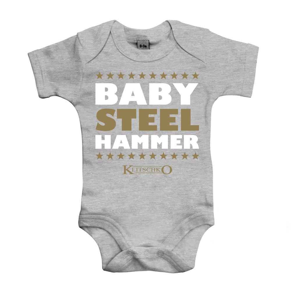 Baby Steelhammer von Klitschko - Baby Body jetzt im Klitschko Shop